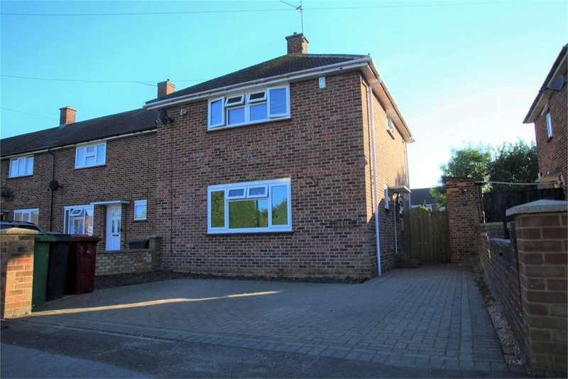 3 Bedrooms End Of Terrace House for sale in Farm Crescent, Slough, Berkshire