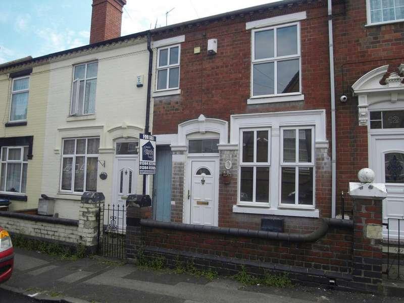 3 Bedrooms Terraced House for sale in Trinity Street, Cradley Heath B64