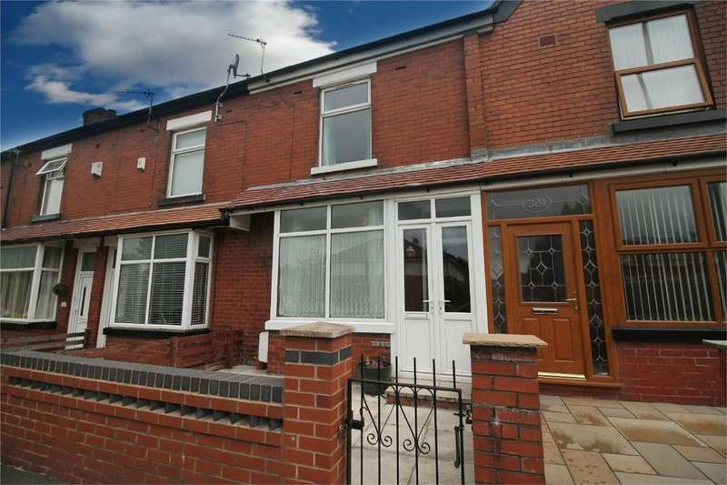3 Bedrooms Terraced House for sale in Hulton Lane, BOLTON, Lancashire