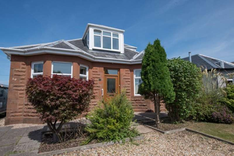 3 Bedrooms Detached Bungalow for sale in 19 Glenacre Drive, Largs, KA30 9BJ