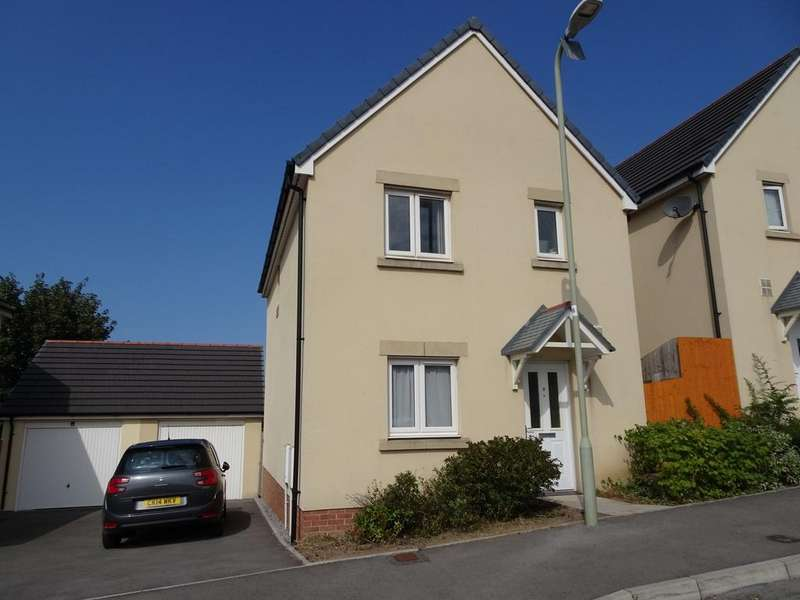 3 Bedrooms Detached House for sale in CILGANT Y LEIN, PYLE, BRIDGEND, CF33 4AJ