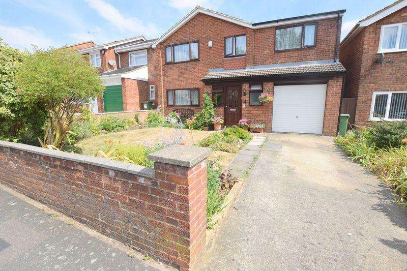 5 Bedrooms Detached House for sale in Ayr Way, Bletchley, Milton Keynes