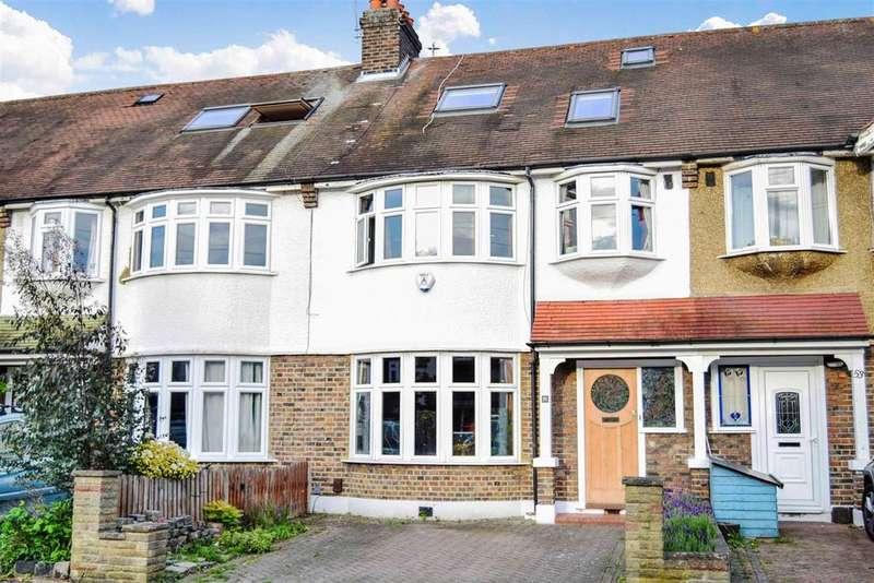 5 Bedrooms Terraced House for sale in Westcroft Gardens, Morden