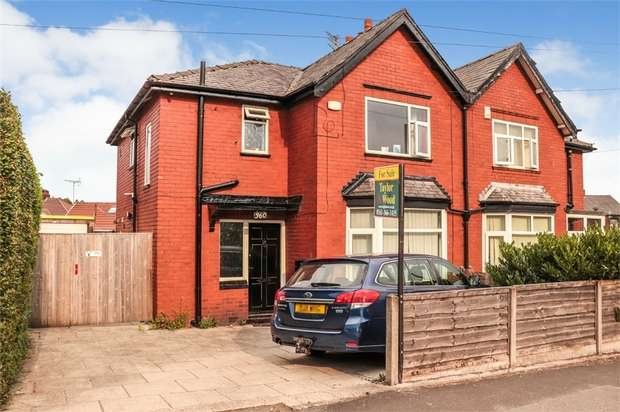 3 Bedrooms Semi Detached House for sale in Birch Lane, Dukinfield, Greater Manchester