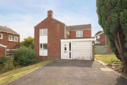 4 Bedrooms Detached House for sale in Heathfield Close, Dronfield, Derbyshire