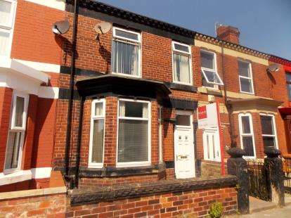 3 Bedrooms Terraced House for sale in Wilkinson Street, Leigh, Greater Manchester