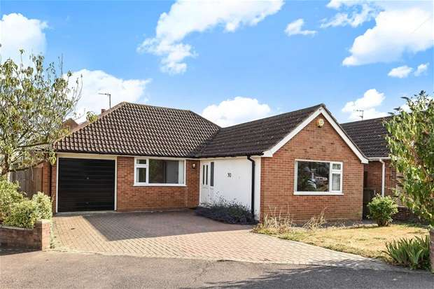3 Bedrooms Detached Bungalow for sale in Stanhope Road, Bedford
