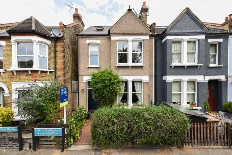 4 Bedrooms End Of Terrace House for sale in Hereford Gardens London SE13