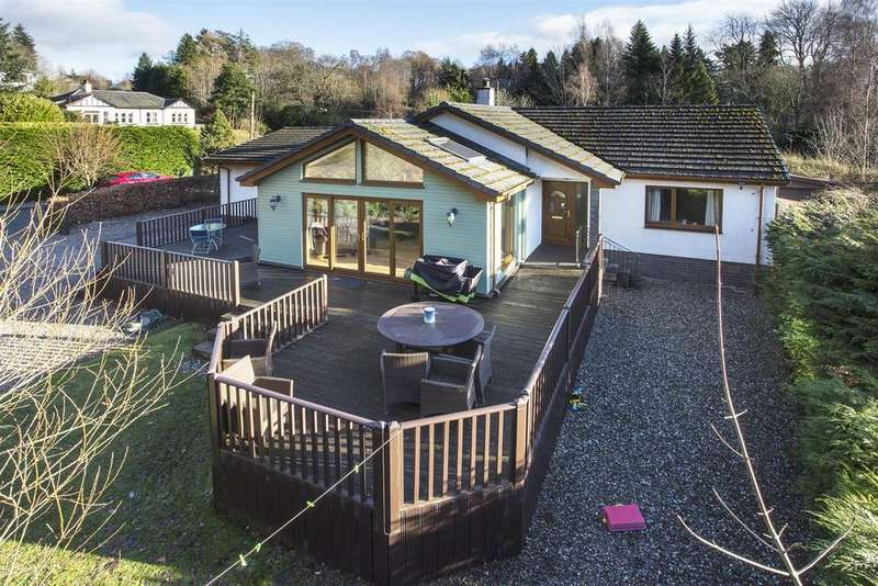 4 Bedrooms Town House for sale in Cuilc Brae, Pitlochry