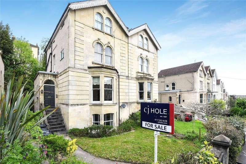 2 Bedrooms Apartment Flat for sale in Cotham Brow, Cotham, Bristol, BS6