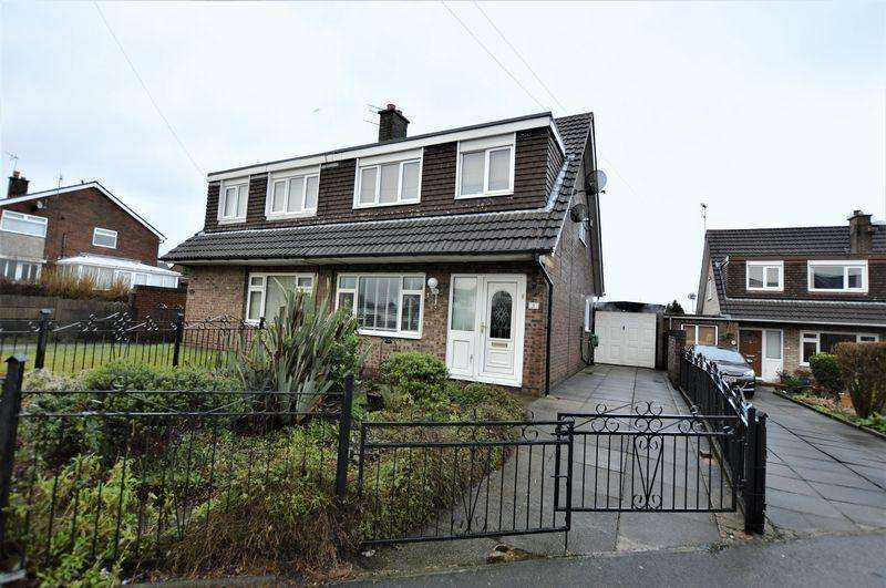 3 Bedrooms Semi Detached House for sale in Town Lane, Dukinfield