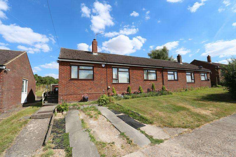 3 Bedrooms Semi Detached Bungalow for sale in Tring Road, Eaton Bray