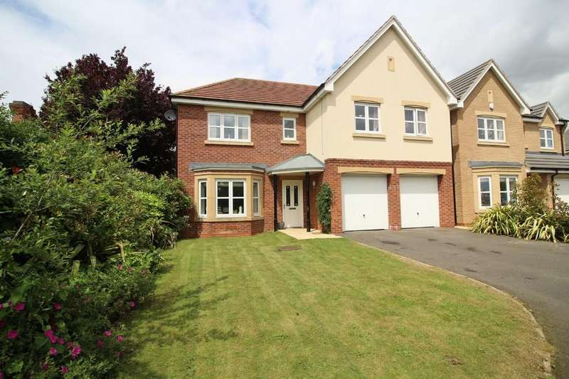 5 Bedrooms Detached House for sale in Wattle Close, Sileby