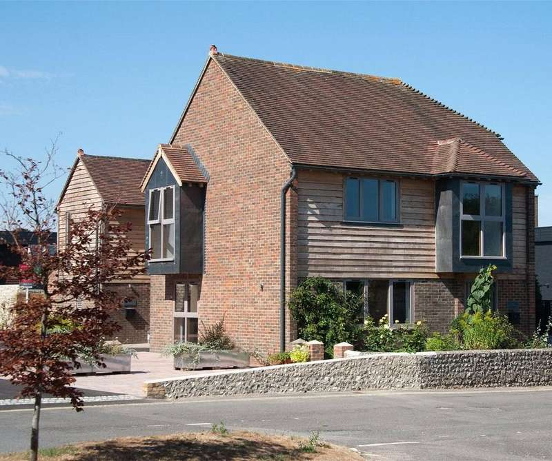 3 Bedrooms Semi Detached House for sale in Walkers Rest, Alfriston, East Sussex
