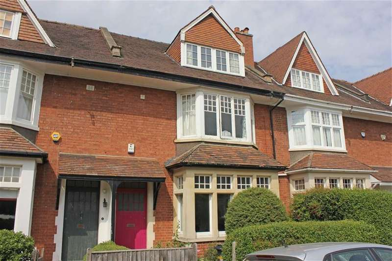 5 Bedrooms Terraced House for sale in Downs Park East, Westbury Park, Bristol