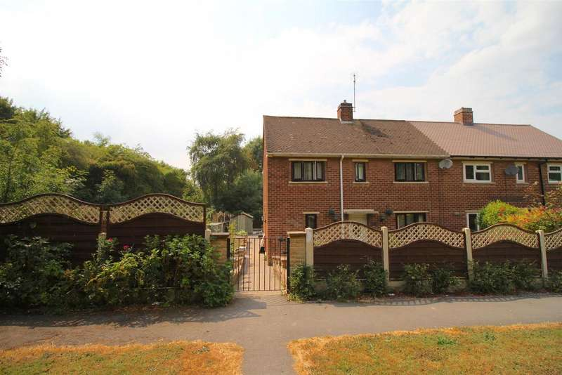 3 Bedrooms Detached House for sale in Bradgate Drive, Coalville