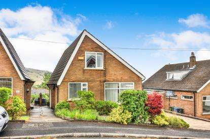 3 Bedrooms Detached House for sale in Waingate Close, Rossendale, Rawtenstall, Lancashire, BB4
