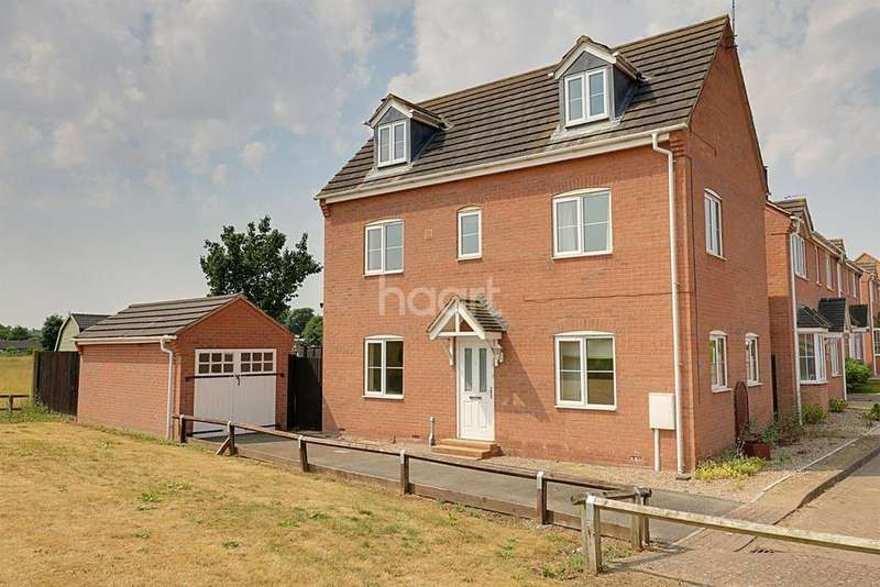 4 Bedrooms Detached House for sale in Charlestown, Ancaster