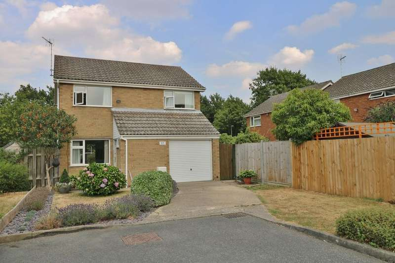 3 Bedrooms Detached House for sale in Foxhollow, Bar Hill