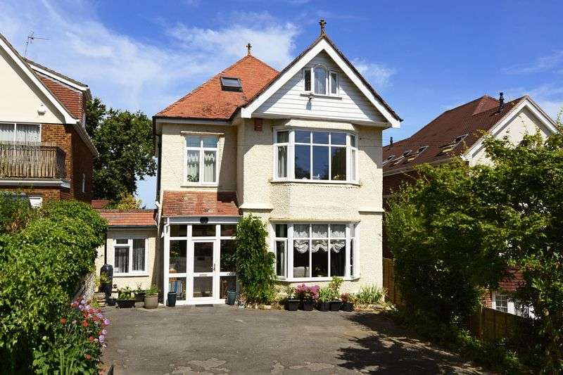 7 Bedrooms Property for sale in Belle Vue Crescent, Bournemouth