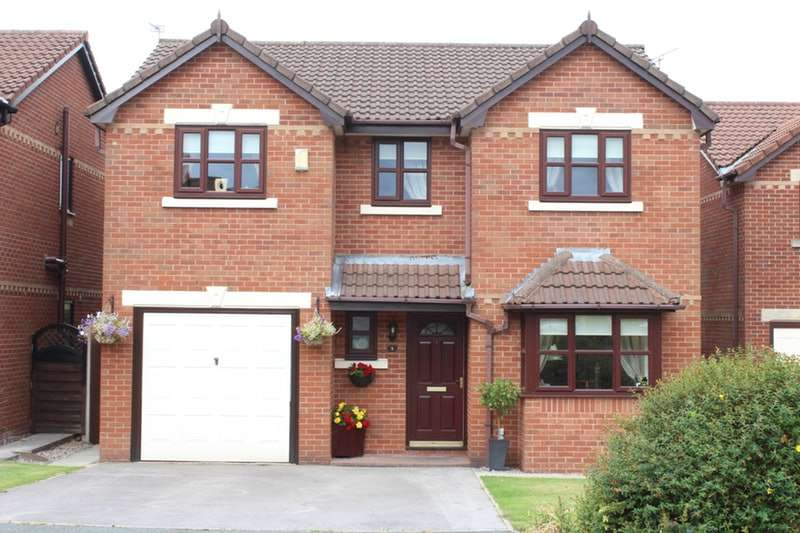 4 Bedrooms Property for sale in Needham Way, Skelmersdale, Lancashire, WN8