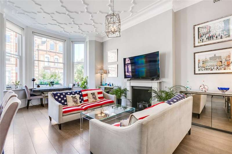 2 Bedrooms Flat for sale in Bolton Gardens, London