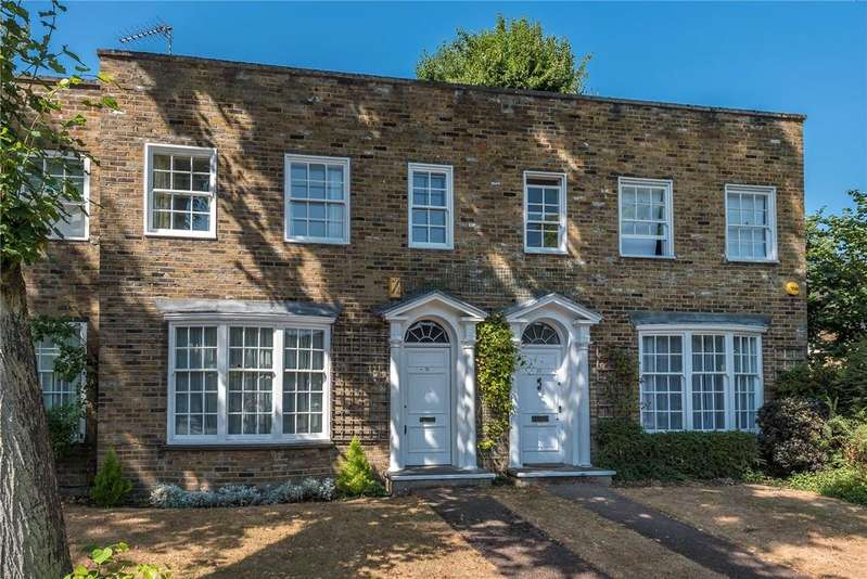 3 Bedrooms Terraced House for sale in St. Mary's Grove, Islington, London, N1