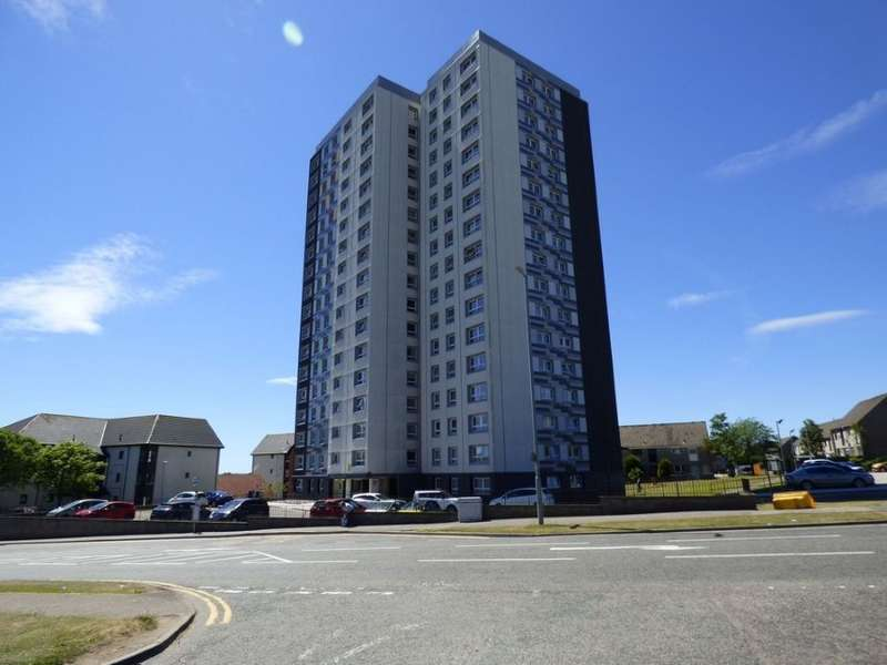 2 Bedrooms Flat for sale in 87, Stockethill Court, Aberdeen