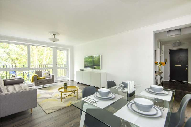 2 Bedrooms Flat for sale in Shernwood House, 2 Hermitage Walk, London, E18