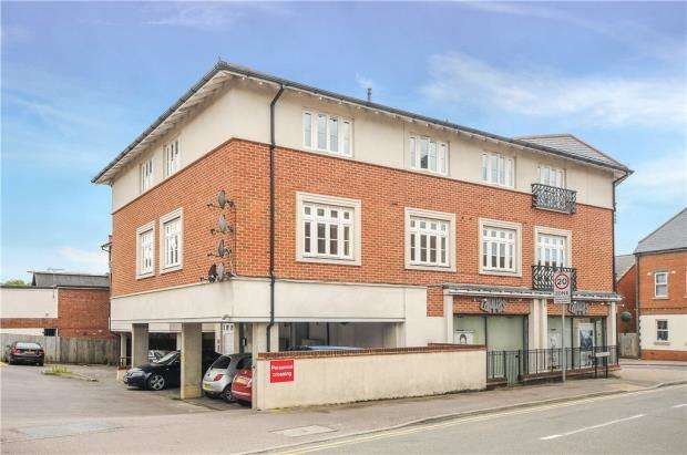 1 Bedroom Apartment Flat for sale in Parkfield House, Cambridge Road, Crowthorne