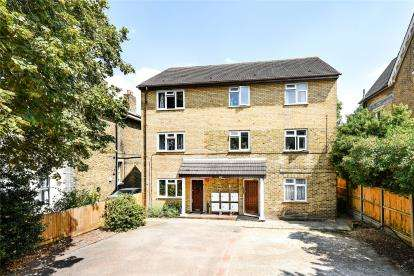 3 Bedrooms Flat for sale in Oakley Lodge, 103 Burnt Ash Hill