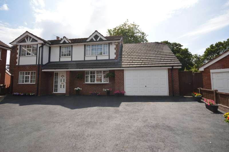 5 Bedrooms Detached House for sale in Sylvandale Grove, Spital