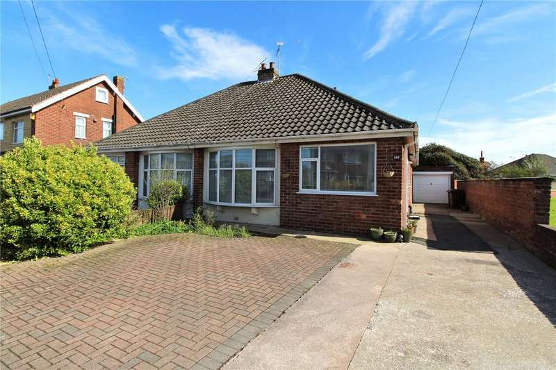 2 Bedrooms Semi Detached Bungalow for sale in Kilnhouse Lane, St. Annes, Lancashire, FY8
