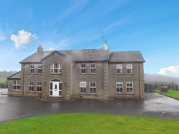 5 Bedrooms Detached House for sale in Drumscra Road, Drumquin, OMAGH, County Tyrone