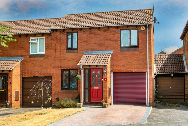 2 Bedrooms Semi Detached House for sale in Sellafield Way, Lower Earley