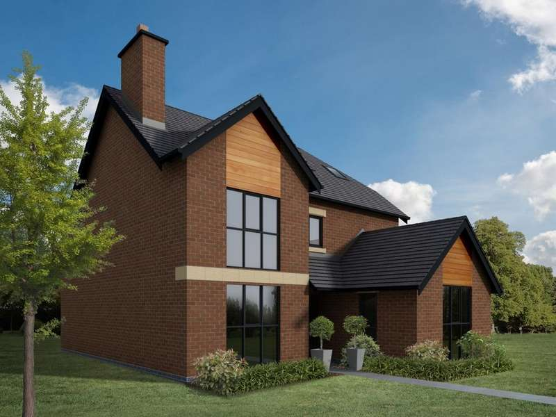 4 Bedrooms Detached House for sale in Nottingham Road, Long Eaton, NG10