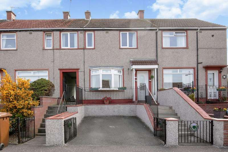 3 Bedrooms Terraced House for sale in 15 Braeside Road South, Gorebridge, EH23 4DN