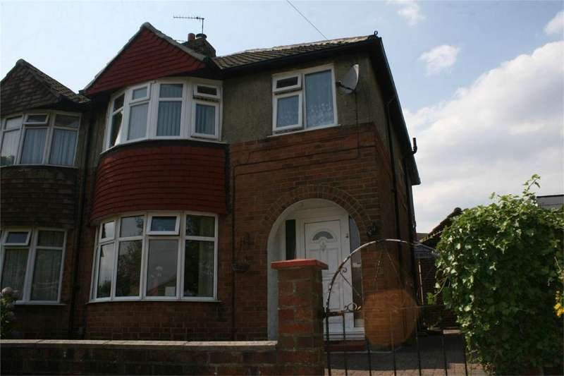 3 Bedrooms Semi Detached House for sale in Rhodesway, Bradford, West Yorkshire