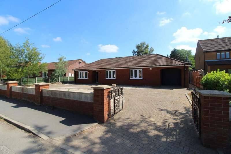 3 Bedrooms Detached Bungalow for sale in High Street, Kexby