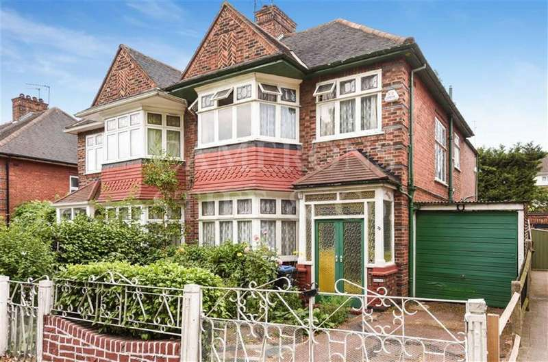 4 Bedrooms Semi Detached House for sale in Longstone Avenue, Willesden, London, NW10