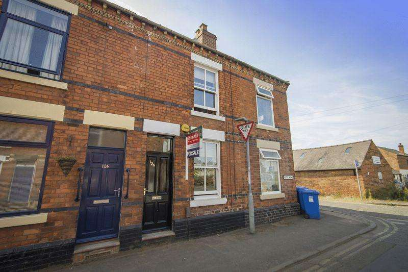 2 Bedrooms Terraced House for sale in City Road, Chester Green