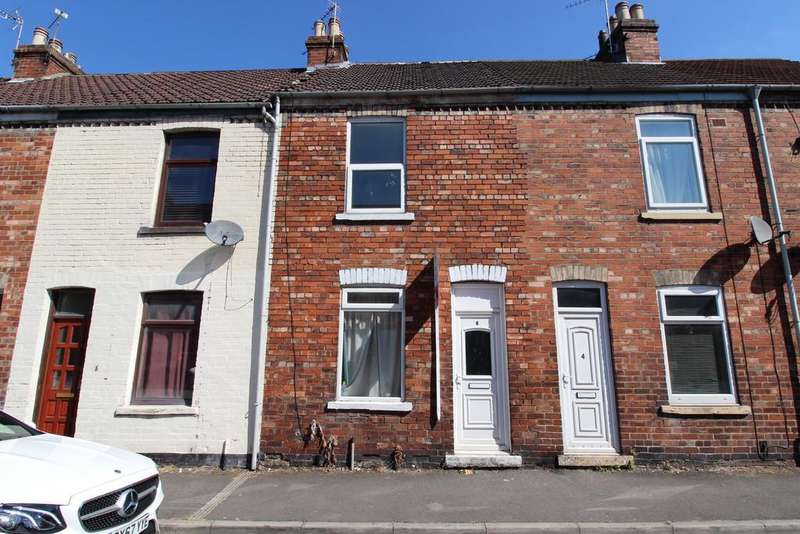 2 Bedrooms Terraced House for sale in Linden Terrace, Gainsborough