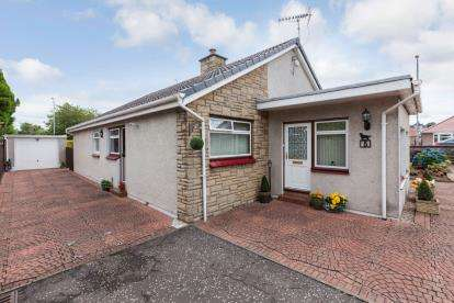 2 Bedrooms Bungalow for sale in Kilnbank Crescent, Ayr