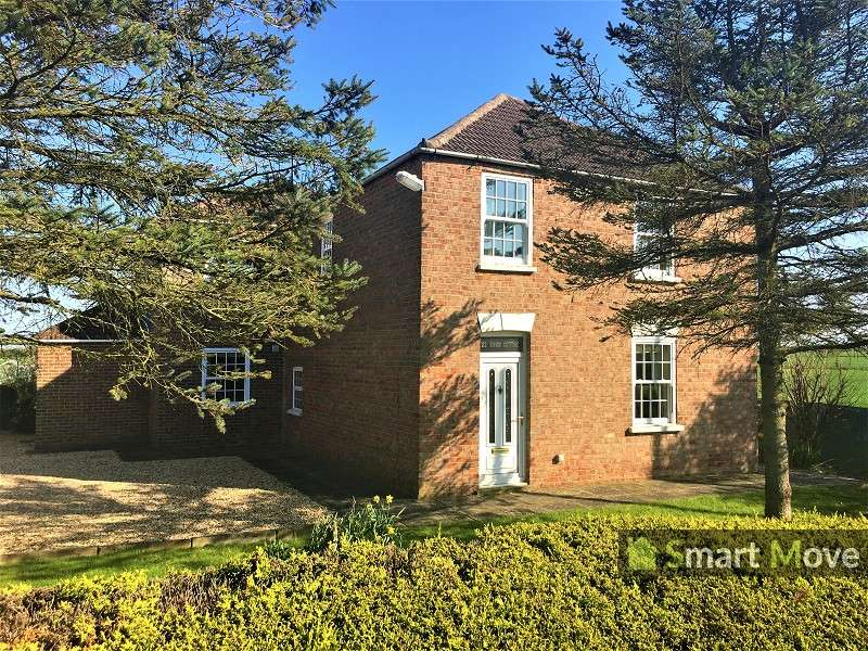 5 Bedrooms Detached House for sale in Station Road, Gedney Hill, Spalding, Lincolnshire. PE12 0NP