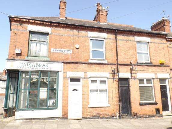 2 Bedrooms Terraced House for sale in Herschell, Leicester LE2