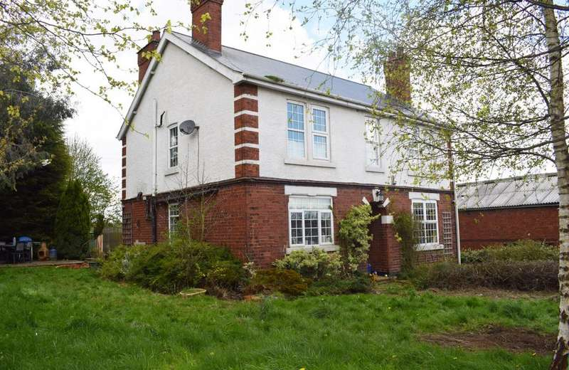 3 Bedrooms Detached House for sale in Sutton In Ashfield NOTTINGHAMSHIRE