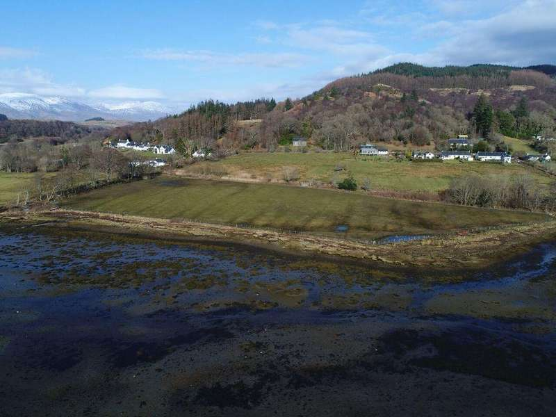 Plot Commercial for sale in LetterShuna Croft