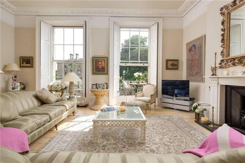5 Bedrooms Terraced House for sale in Lansdown Place, Clifton, Bristol, BS8
