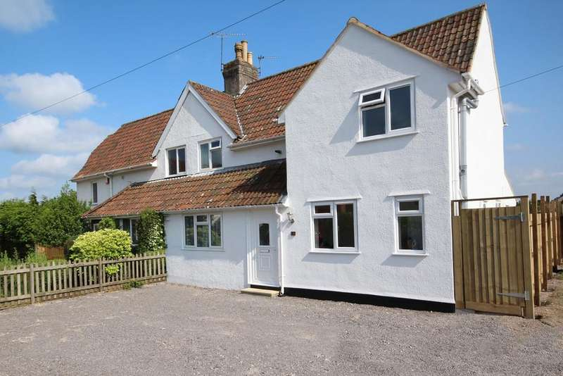 4 Bedrooms Semi Detached House for sale in The Square, Temple Cloud