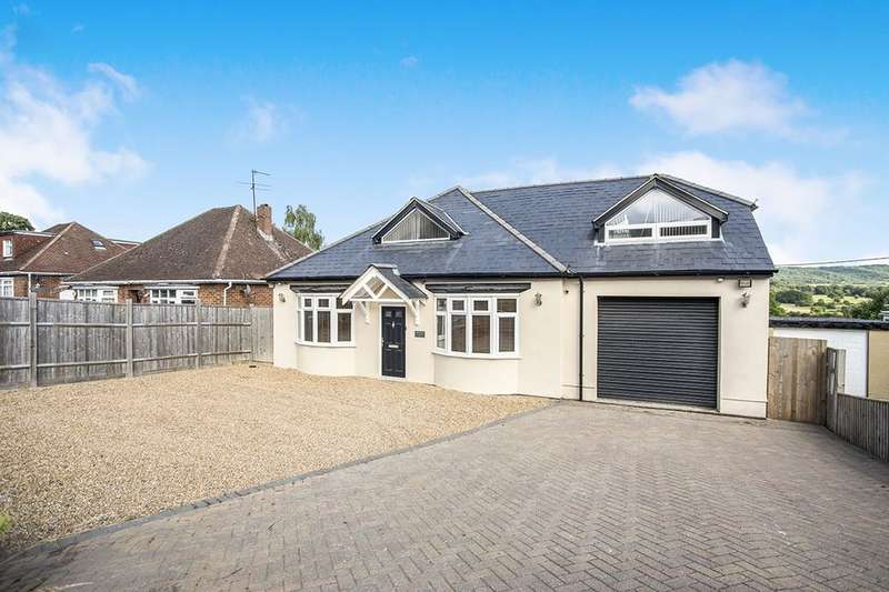 4 Bedrooms Detached House for sale in Rochester Road, Halling, Rochester, ME2